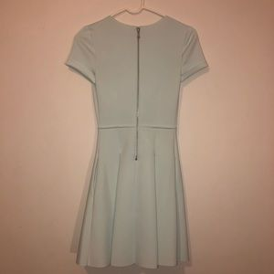 Guess Dresses - GUESS baby blue fit and flare dress